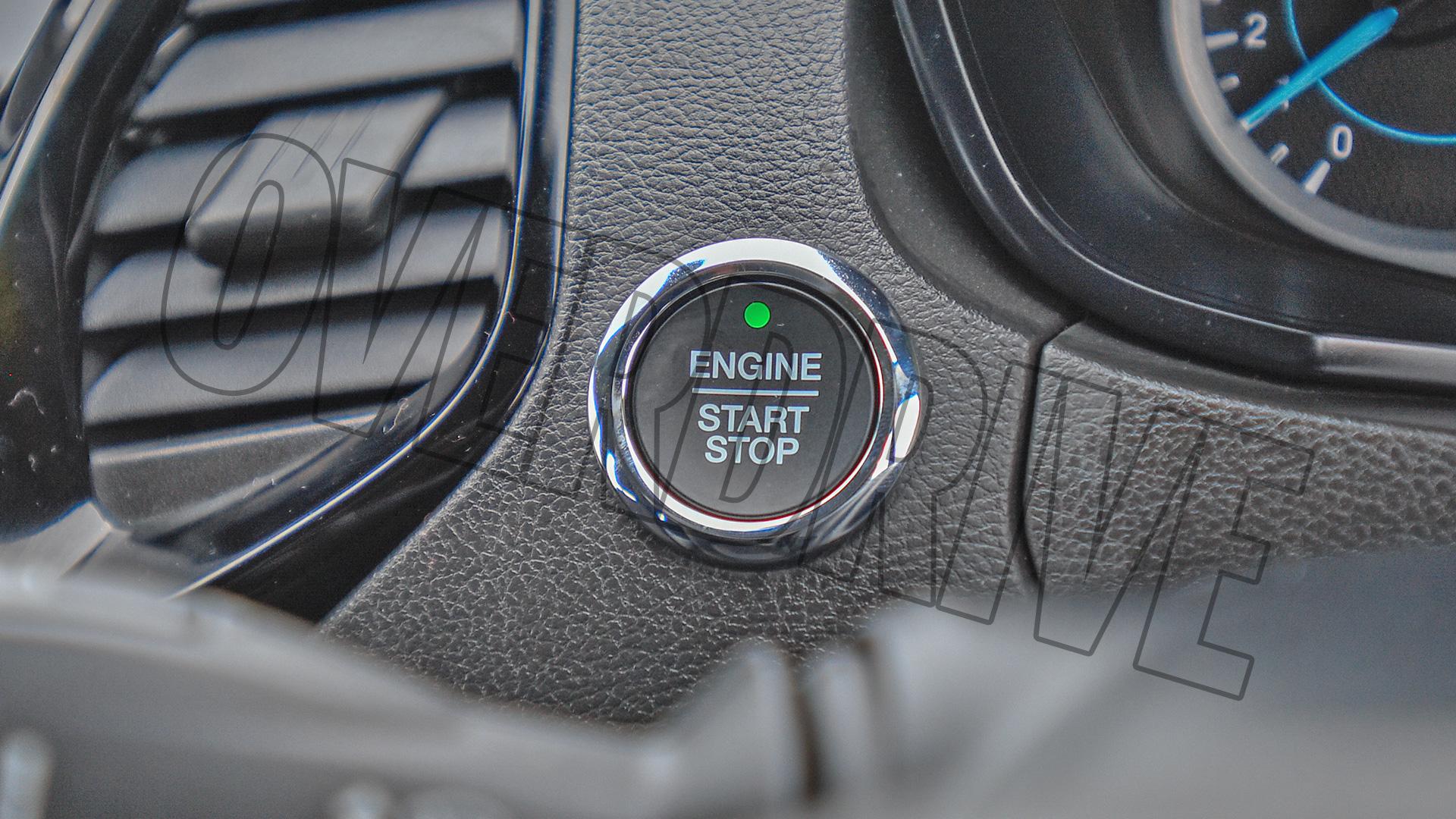 Ford Figo 2021 1.2 Petrol Titanium Plus AT Interior