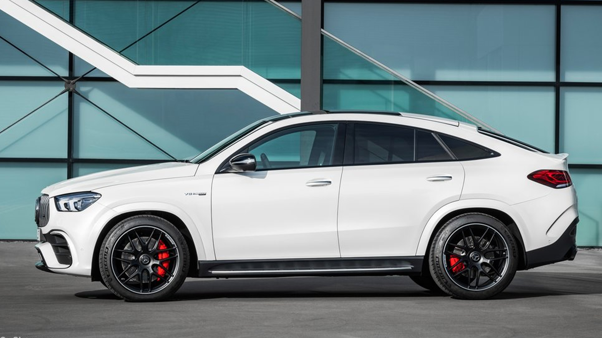 Mercedes Benz GLE 63 S AMG Coupe 2021 4MATIC Plus