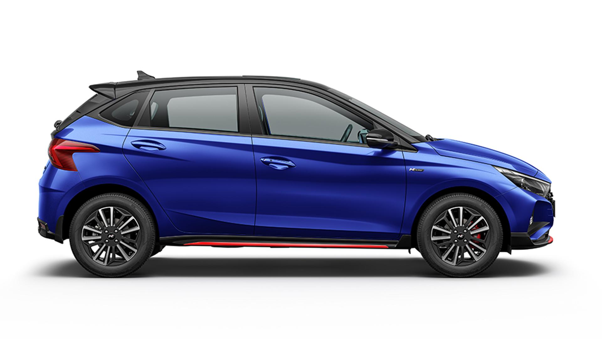 Hyundai i20 N-Line 2021 N8 Exterior