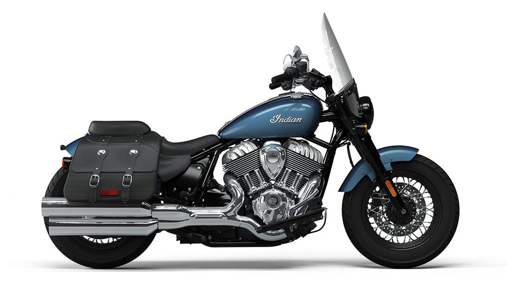 Indian Super Chief Limited 2021 STD