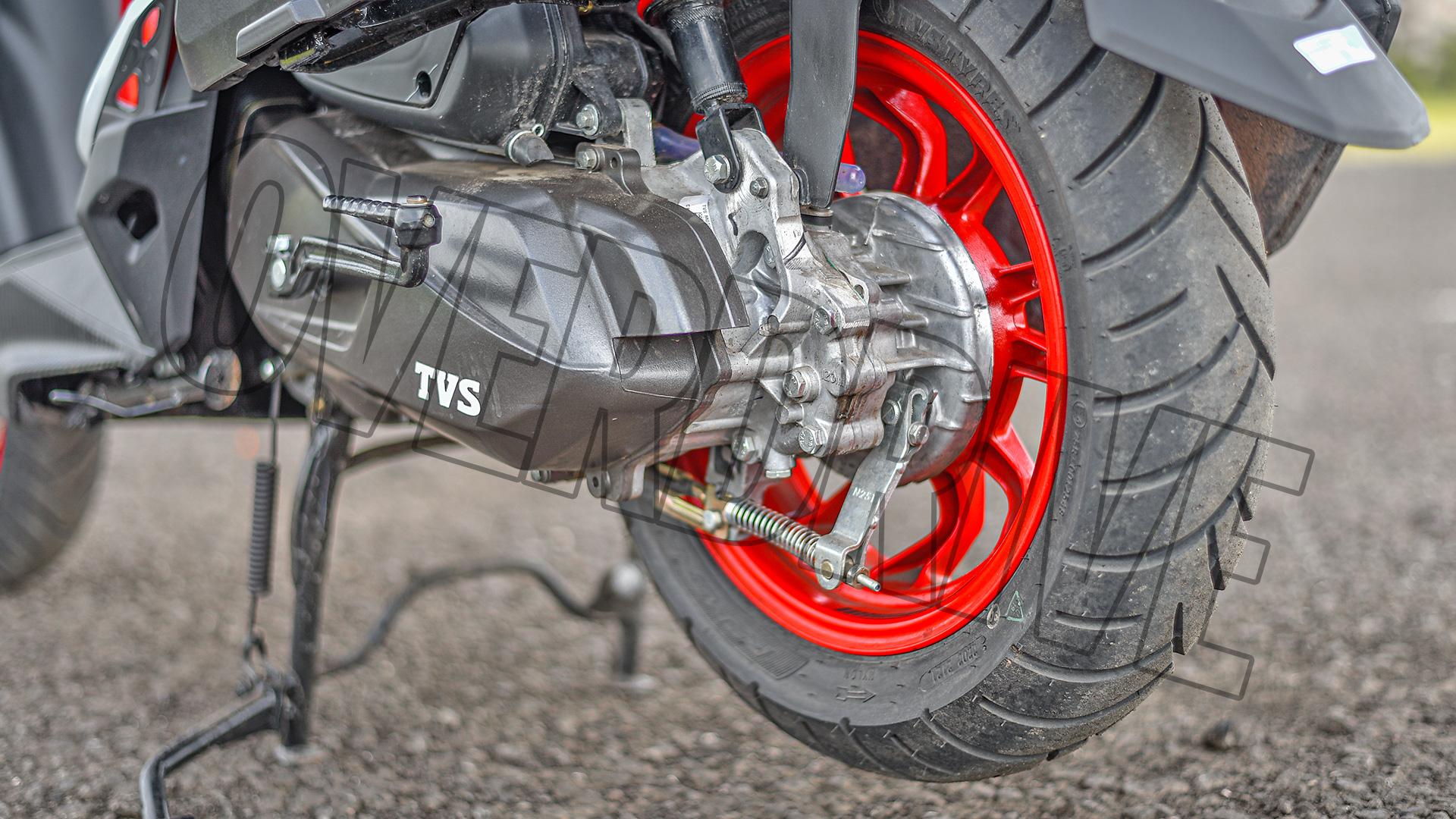 TVS Ntorq 125 2021 Race XP