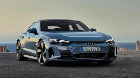 Audi e-tron GT 2021 quattro Exterior