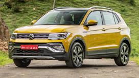 Volkswagen Taigun 2021 1.0 TSI Topline AT