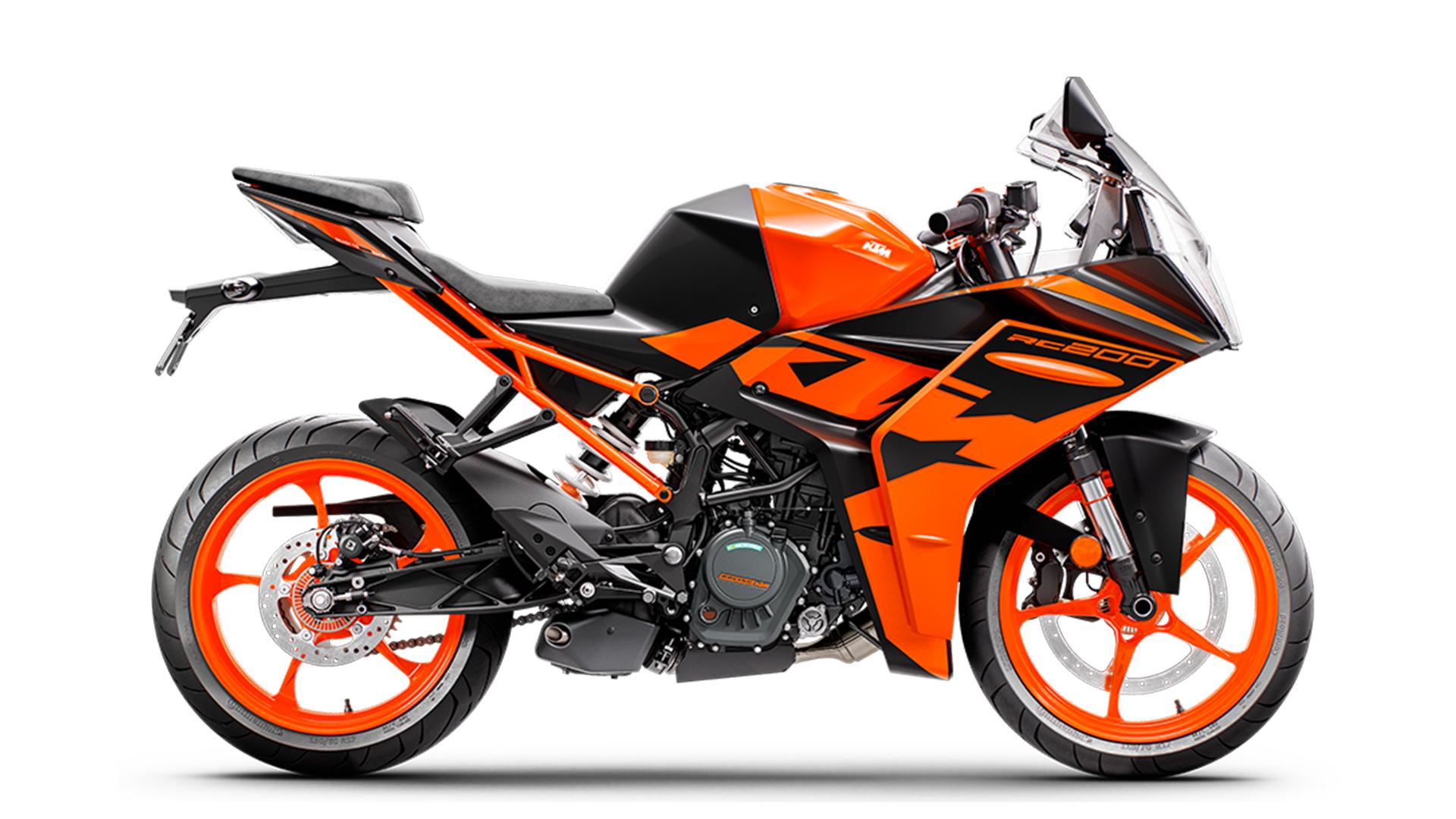 KTM RC 200 2022 STD