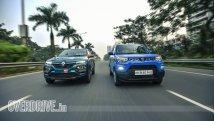 Comparison test: Maruti Suzuki S-Presso AMT vs Renault Kwid Climber AMT