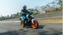 BSVI KTM Duke 200 first ride review