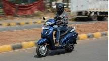 BSVI Honda Activa 6G first ride review