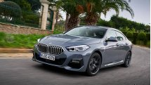 BMW 2 Series Gran Coupe first drive review