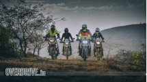 Comparison test: KTM 390 Adventure vs Royal Enfield Himalayan BSVI vs BMW G 310 GS vs Hero Xpulse 200