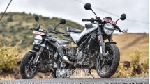 2020 Husqvarna Svartpilen 250 and Vitpilen 250 first ride review