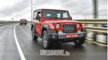 2020 Mahindra Thar first drive review