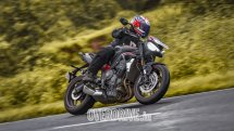 Triumph Street Triple R Road Test Review