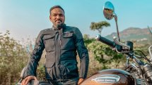 Royal Enfield Nirvik jacket review