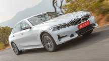 BMW 3 Series Gran Limousine 320Ld road test review