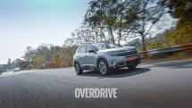 India-spec 2021 Citroen C5 Aircross road test review