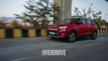 2021 Mahindra XUV300 petrol AMT road test review