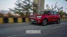 2021 Mahindra XUV300 petrol AMT road test review