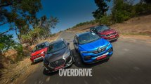 Comparison review: Renault Kiger vs Nissan Magnite vs MS Vitara Brezza vs Kia Sonet