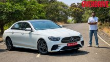 2021 Mercedes-Benz E-Class E 350 d road test review