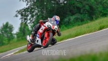 2021 TVS Apache RR310 first ride and track test