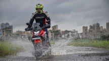 Honda CB200X first ride review