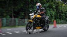 TVS Raider 125 first ride review