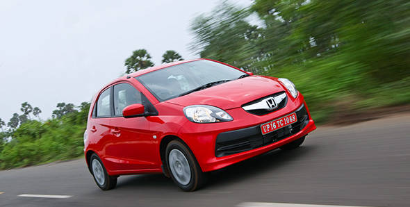 Honda's Brio is alive and kicking