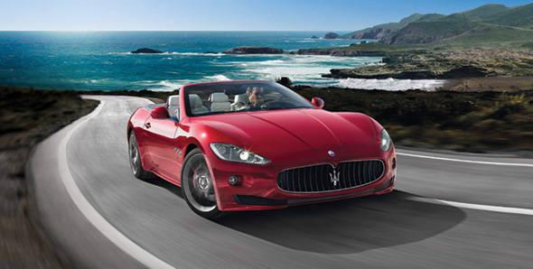 Maserati GranCabrio Sport first drive