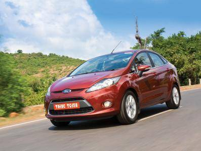2012 Ford Fiesta automatic first drive