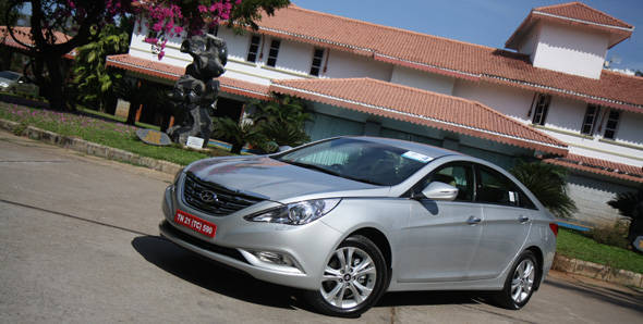 New Hyundai Sonata first drive