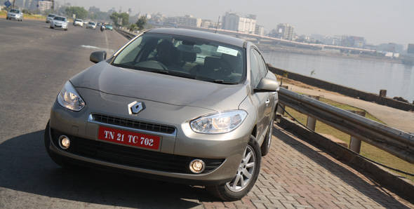 Renault Fluence diesel E4 first drive