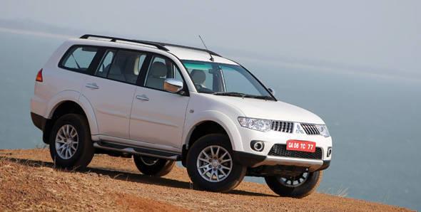 Mitsubishi Pajero Sport in India road test
