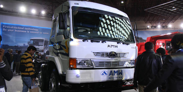 AMW's expects that this agreement with IndusInd Bank will help its sales offices and dealerships to reach out to more truck operators