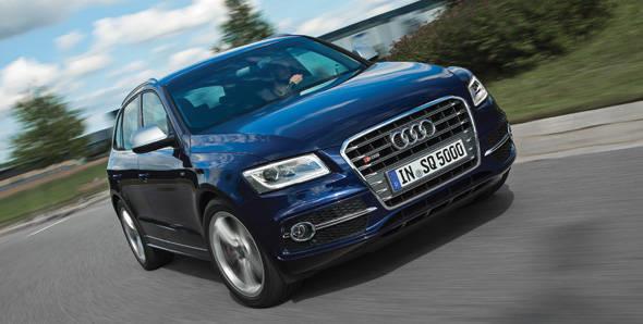2012 Audi SQ5 first drive