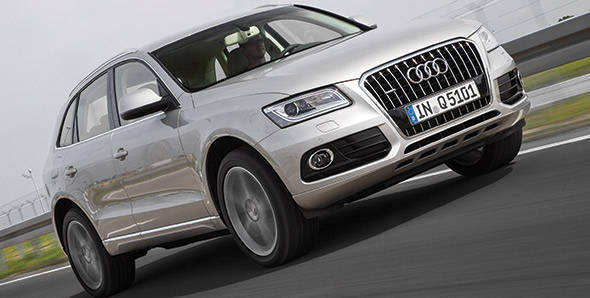 2013 Audi Q5 first drive