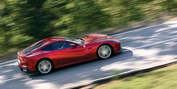 2012 Ferrari F12 Berlinetta first drive