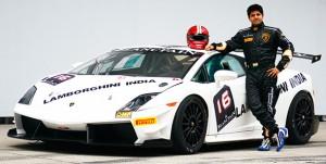 Top 10 finish for Amer Beg in Lamborghini Super Trofeo race at the Shanghai International Circuit