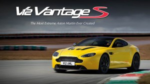 2013 Aston Martin V12 Vantage S unveiled