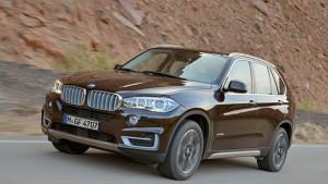 Frankfurt Auto Show 2013: New BMW X5