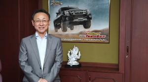 Takashi Kikuchi is the new managing director for Isuzu India