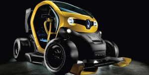 Renault Twizy F1 Concept unveiled