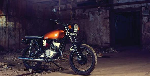 Yamaha-RX135