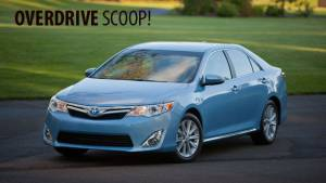 Is Toyota about to unveil the Camry Hybrid in India?