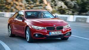 Frankfurt Auto Show 2013: BMW 4 Series Coupe