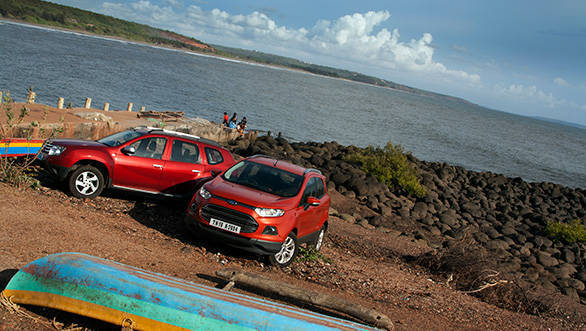 2013 Renault Duster vs Ford EcoSport