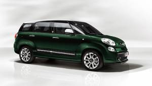 Fiat introduces 7-seater 500L Living
