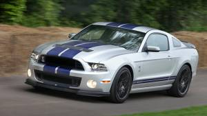 Ford Mustang gets lead role in 'Need for Speed'