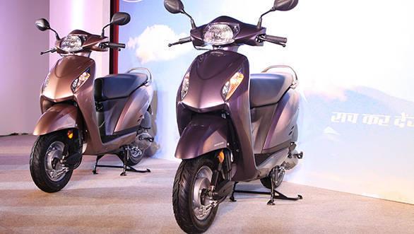 2013 Honda Activa-i