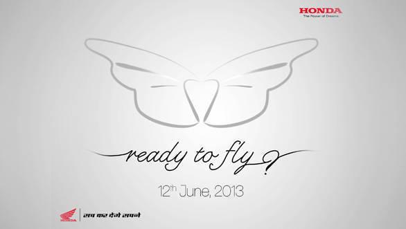 Honda's new scooter unveil invitation