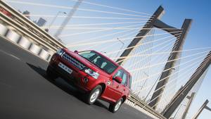 Tata Motors developing an SUV for India with Land Rover's help